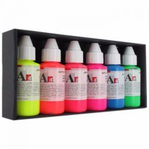 Ara acrylverf
