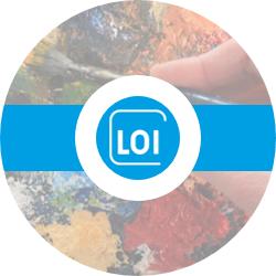 Leren schilderen met acrylverf LOI
