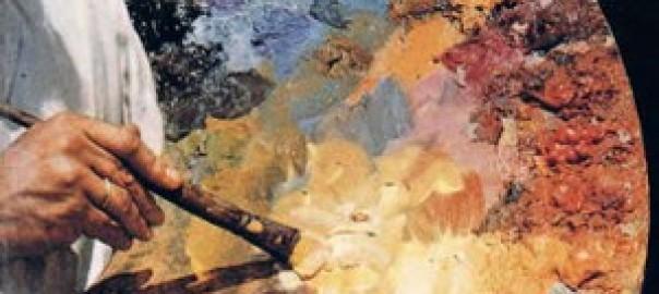 Palet schilderen