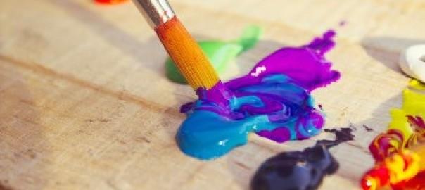 Acrylverf voor hobbyschilders