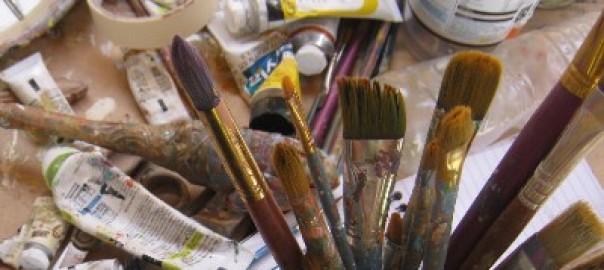 Wat is een workshop schilderen?